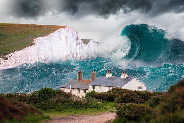 Scotland Tsunami Fears As Killer Waves More Common Than