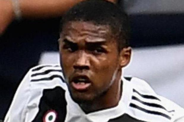 723cd0cafaa Spit s not on. Juventus ace Douglas Costa ...