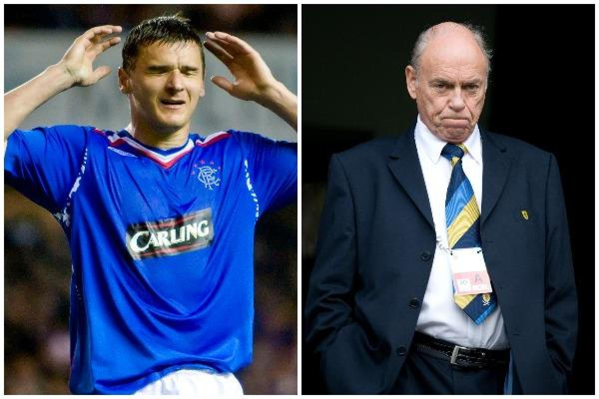 Ex-Rangers star Lee McCulloch says George Peat should name chairman who urged SFA not to help Gers during fixture chaos