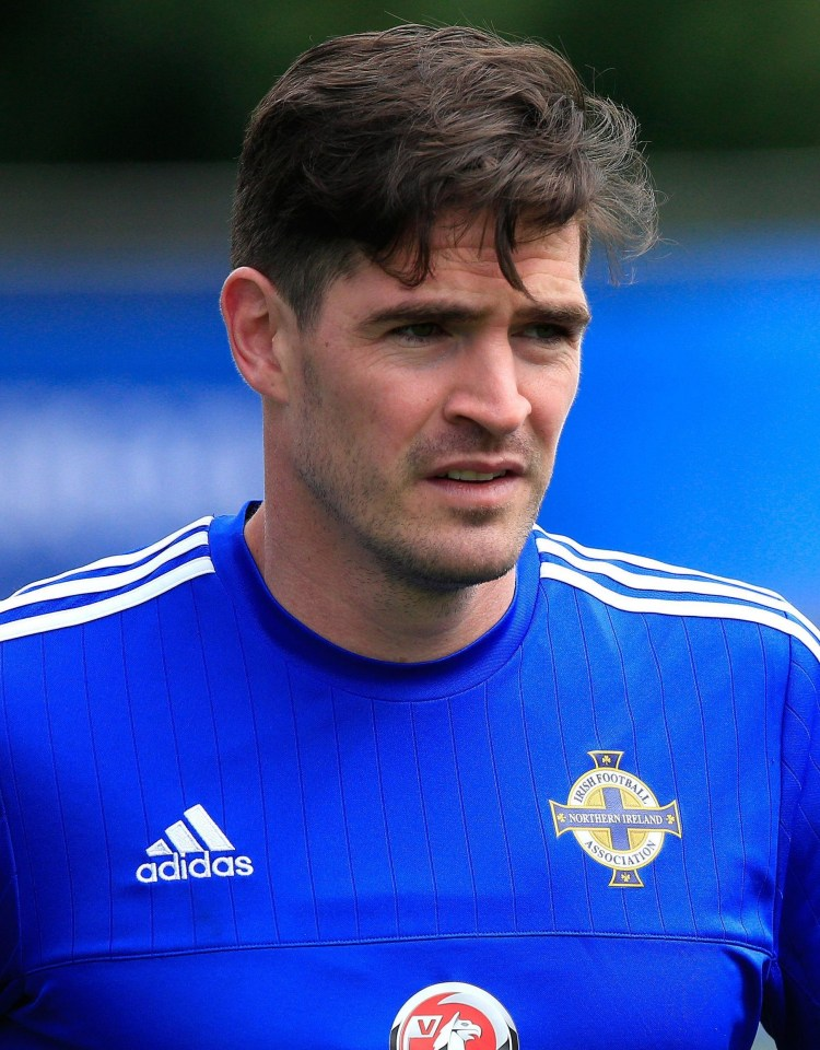 Kyle Lafferty S Rangers Absence For Hamilton Match