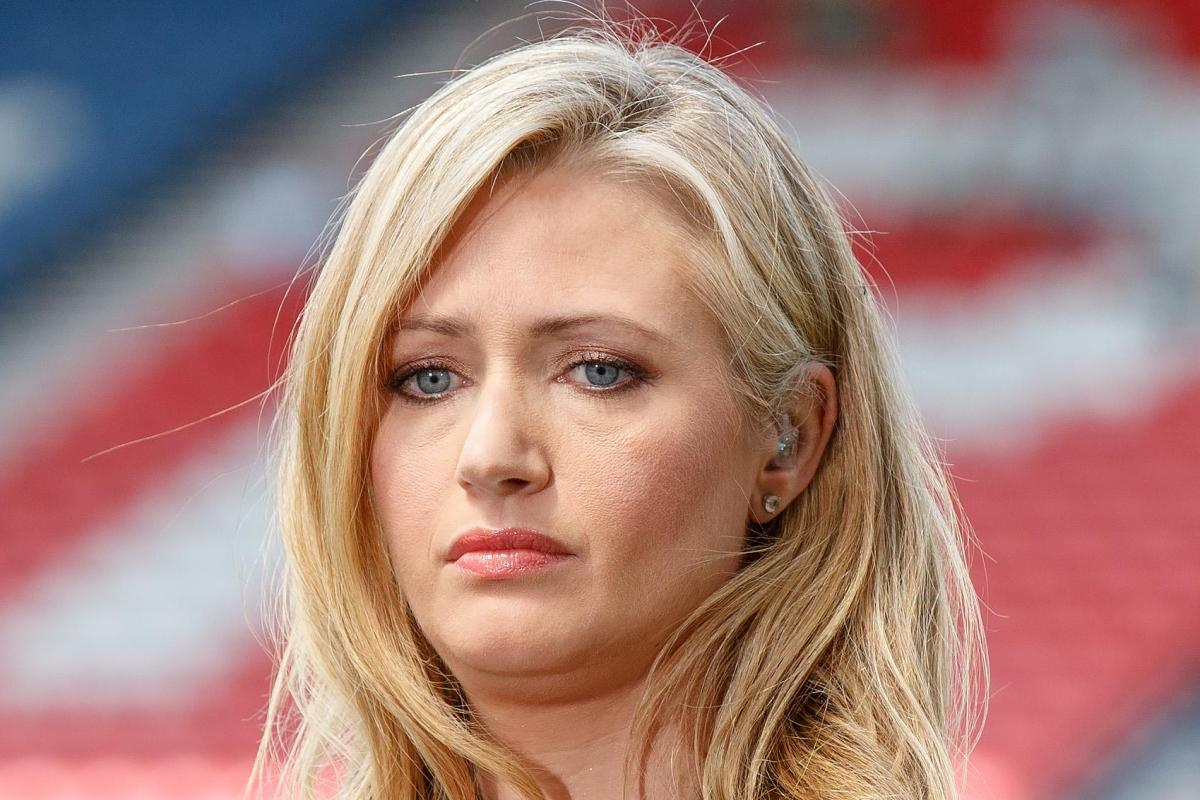 Hayley Mcqueen Says She Doesn T Support Rangers Or Celtic