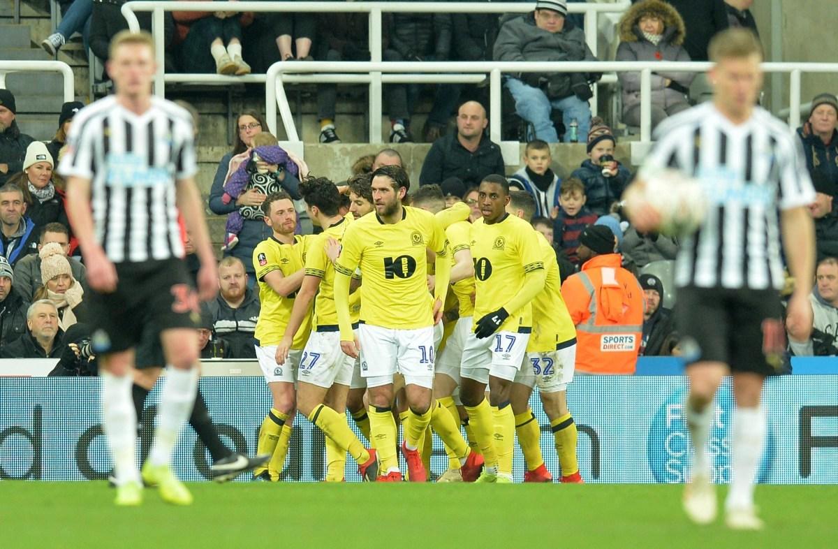 Blackburn Vs Newcastle Live Stream Free Tv Channel Teams
