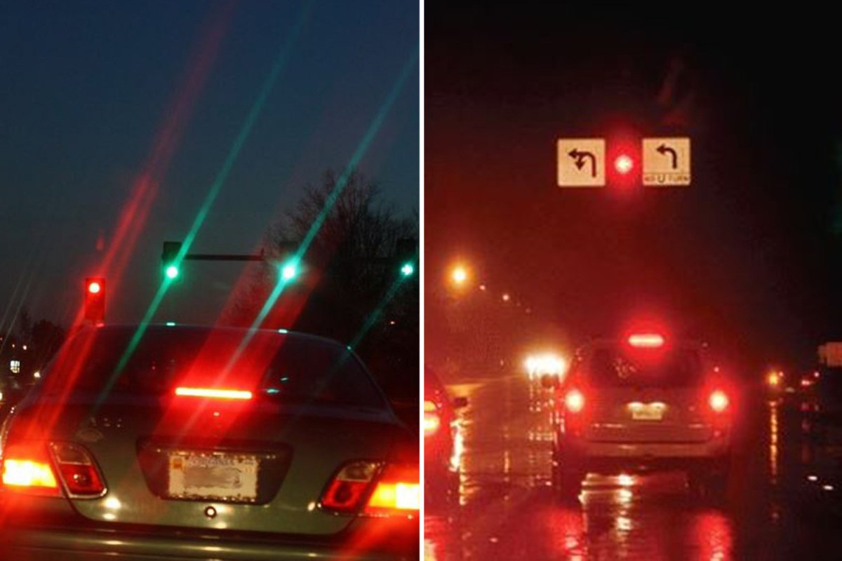 How these two photos can tell you if you have astigmatism ...