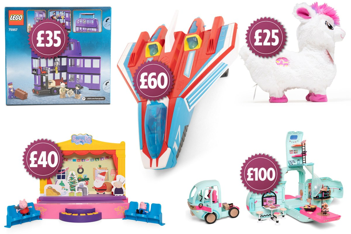 Argos Top Toys For Christmas Include A Twerking Llama And
