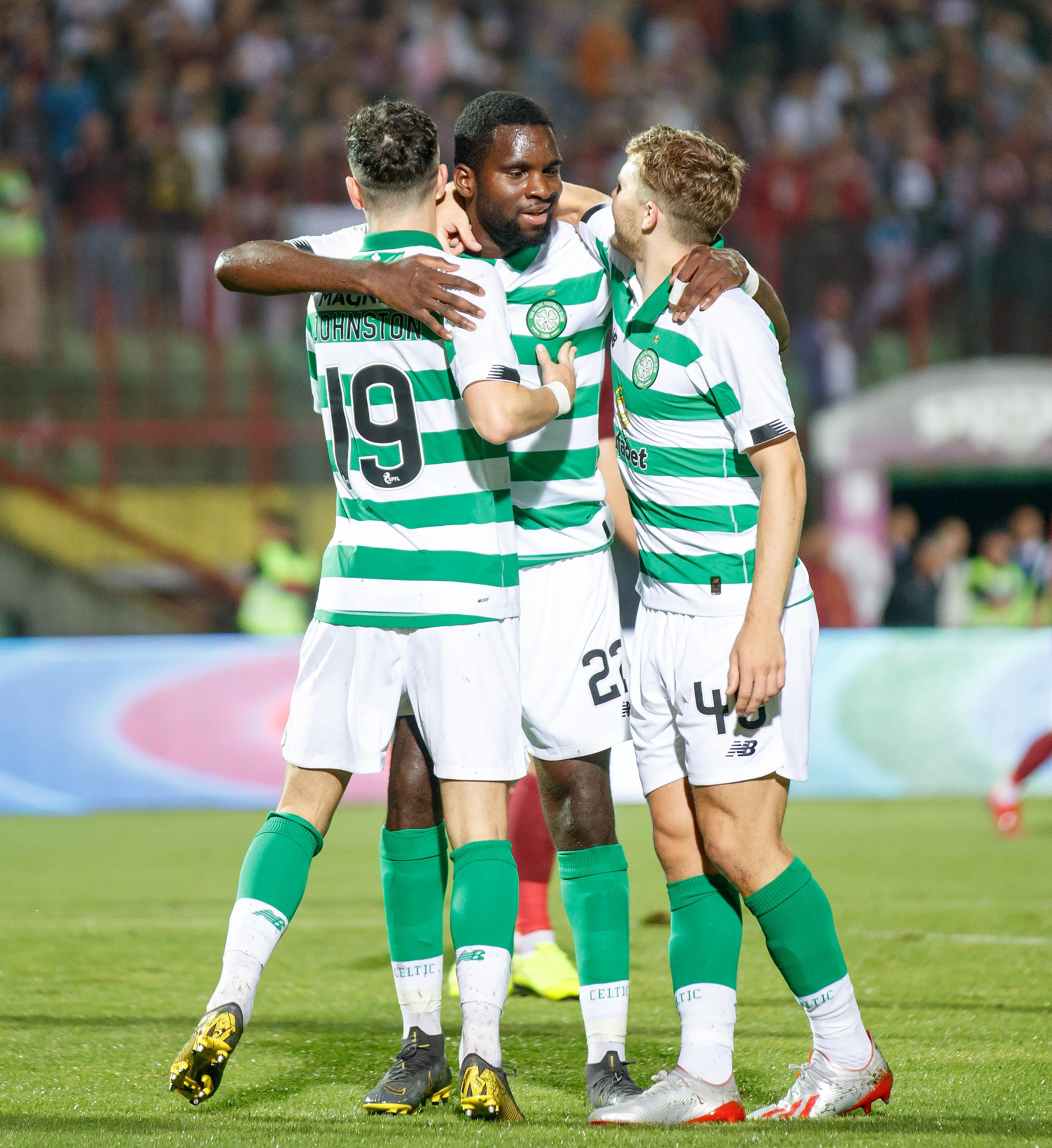 celtic confirm champions league
