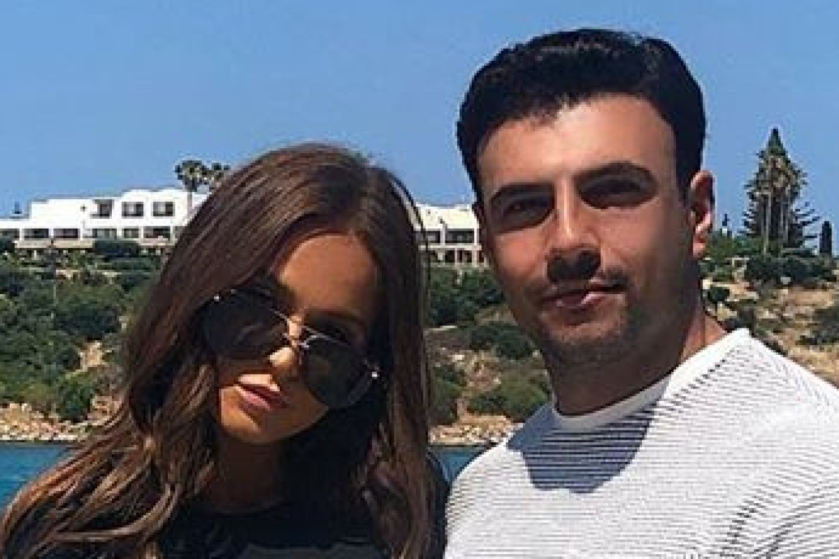 Vicky Pattison moves in with boyfriend Ercan Ramadan nine months after heartbreaking split from cheating