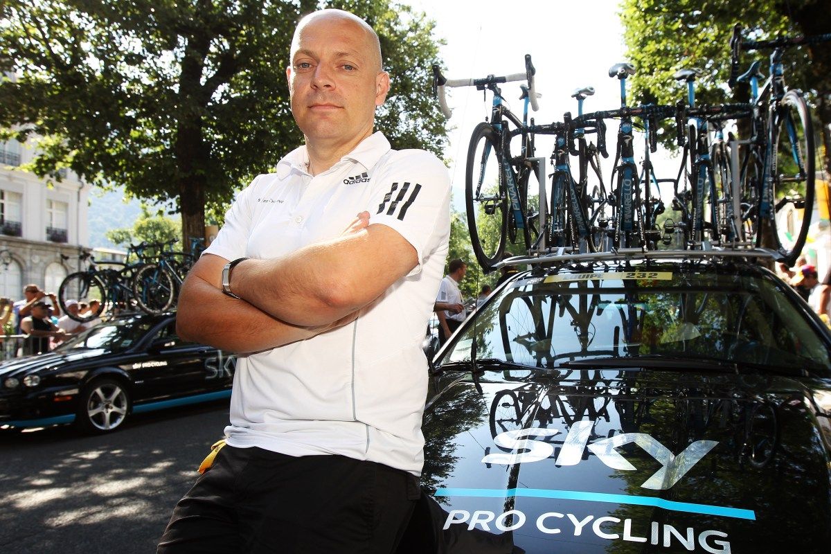 Cycling chief Sir Dave Brailsford finds out tomorrow if prostate cancer operation was a success after