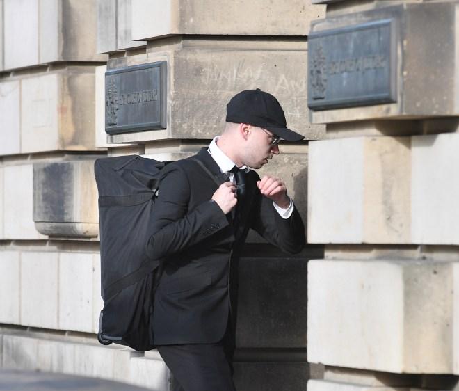 Thomas Haining Edinburgh High Court