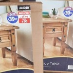 B M Is Selling Gorgeous Side Tables Worth 40 For Just 1