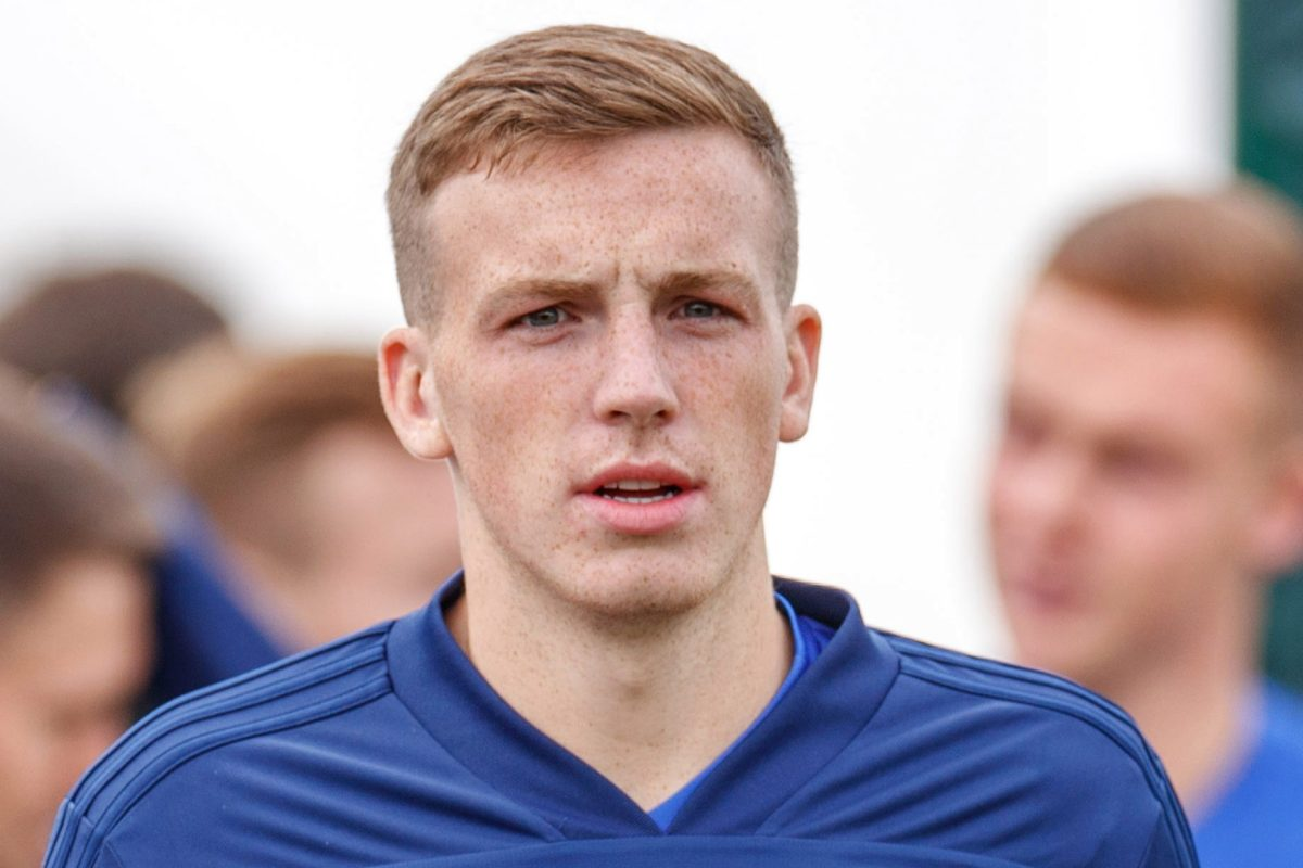 Ferguson wants to show he can join likes of Celtic's McGregor in Scotland squad