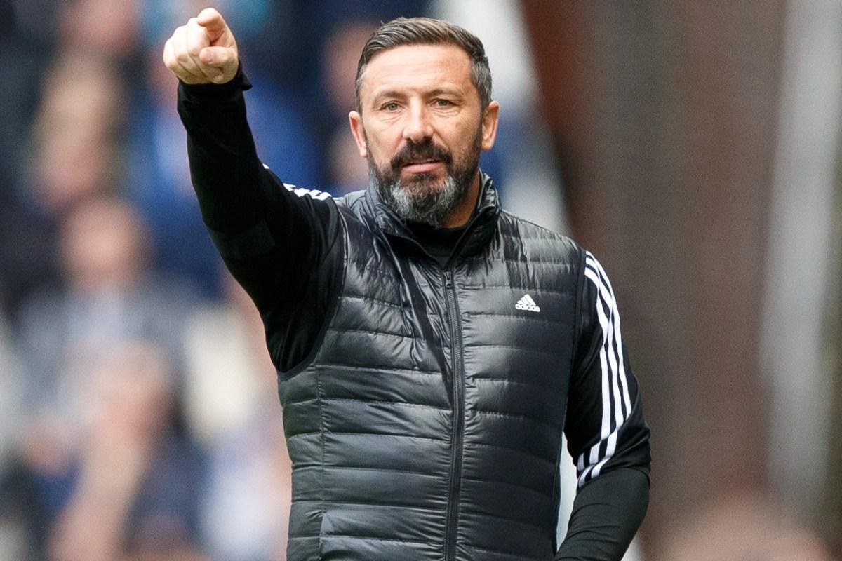 Derek McInnes wishes January transfer window opened for Aberdeen tomorrow