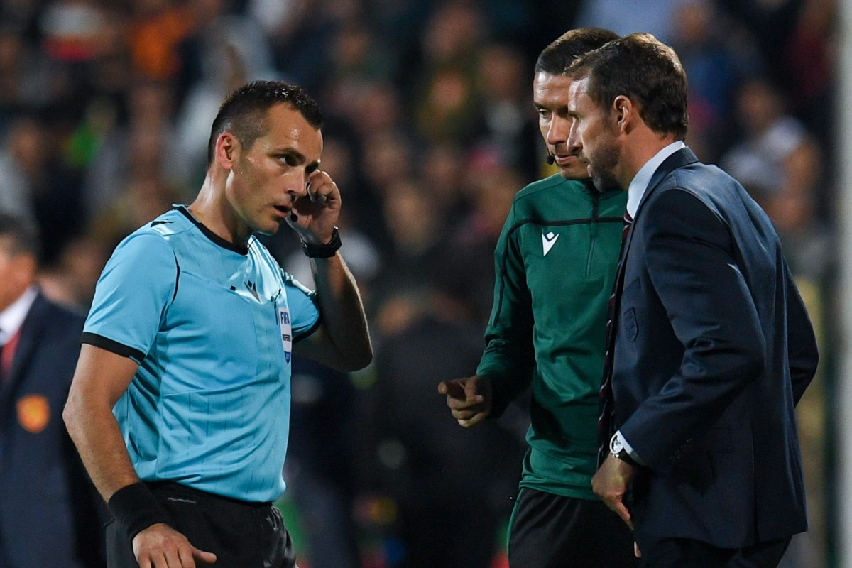 Referee Ivan Bebek to take charge of Celtic vs Lazio after halting England and Bulgaria due to racism