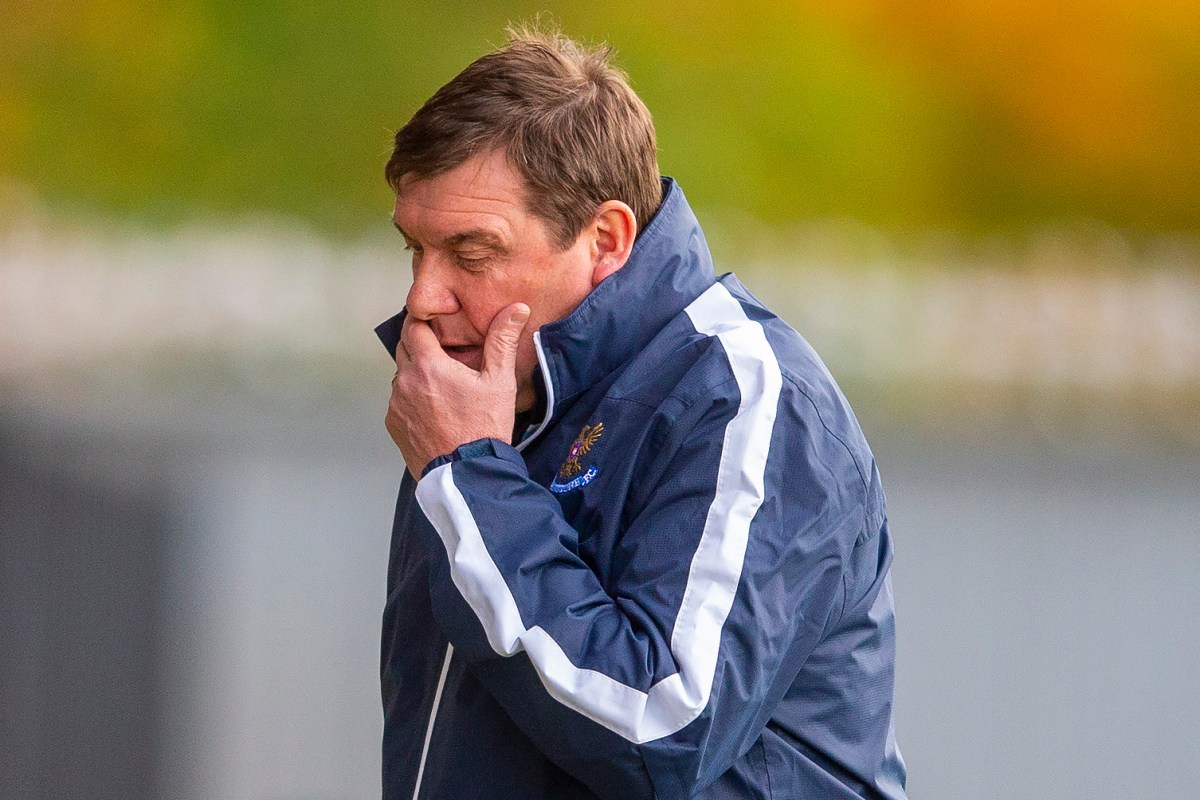 Tommy Wright insists he won't quit St Johnstone as he aims to turn Perth side's season around