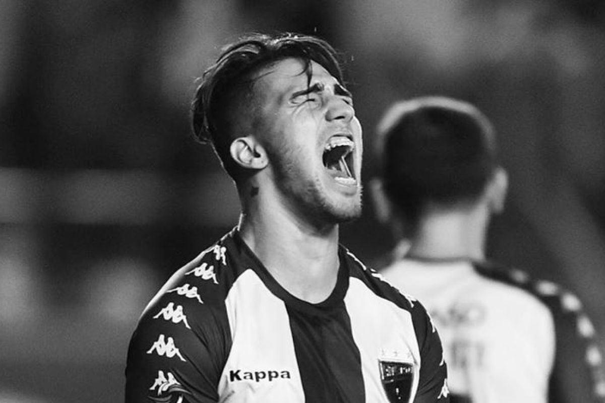 Argentine footballer Ezequiel Esperon dead at 23 after falling from sixth-floor terrace as he partied with