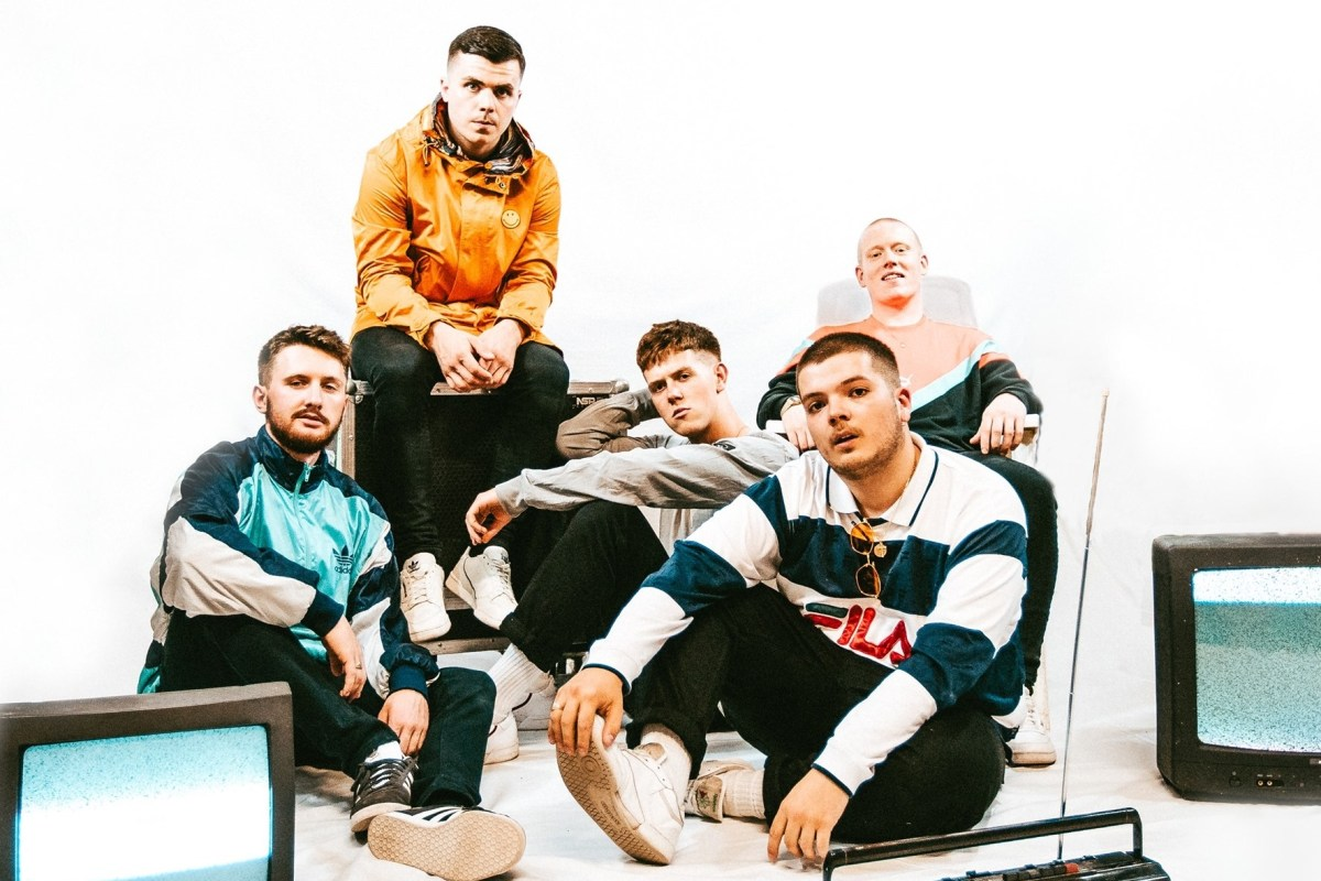 Birmingham indie boys Ivory Wave bringing swagger to Edinburgh as part of UK tour as they release debut EP