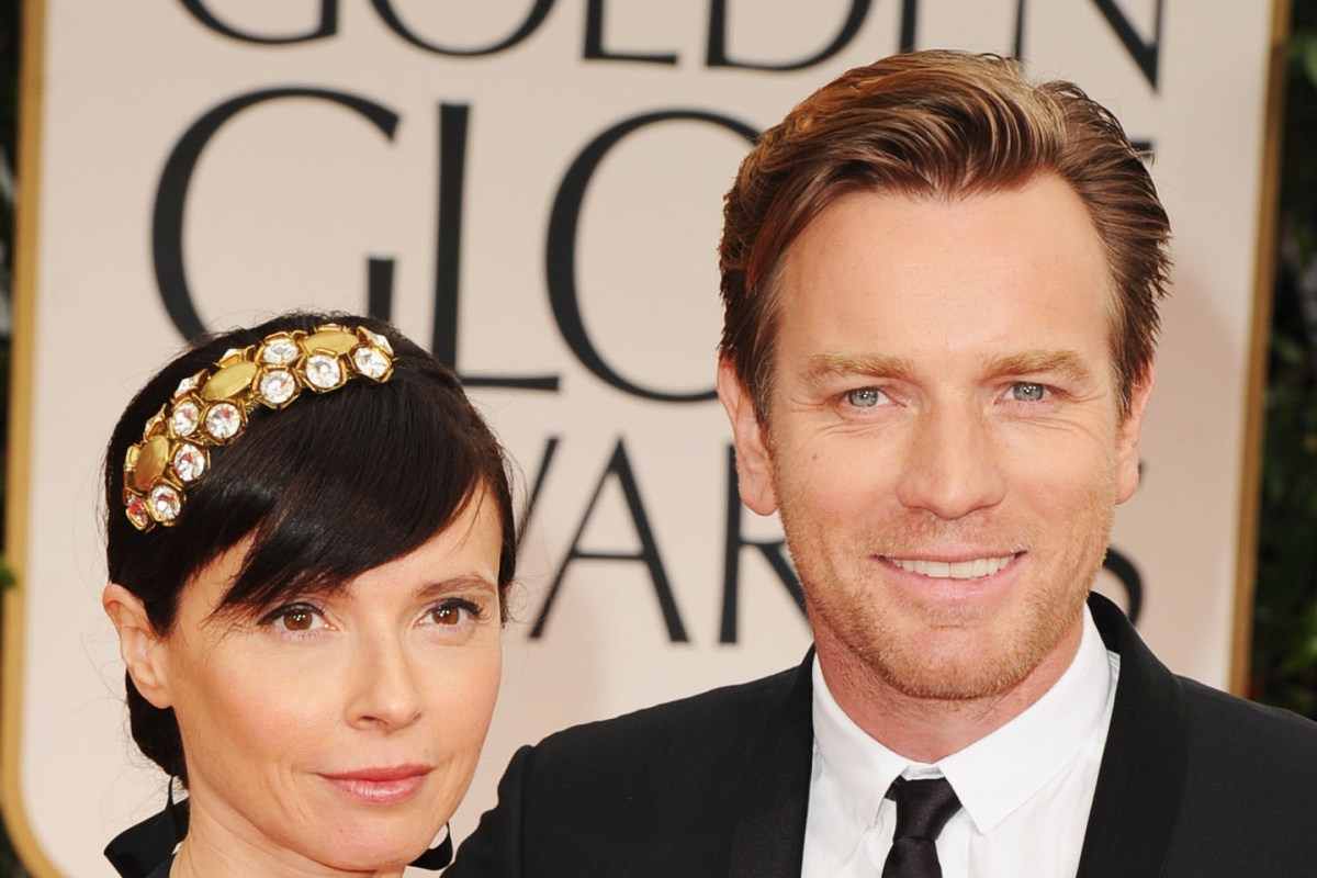 Ewan McGregor faces handing ex-wife family's £4million Hollywood mansion as part of £20million divorce dea