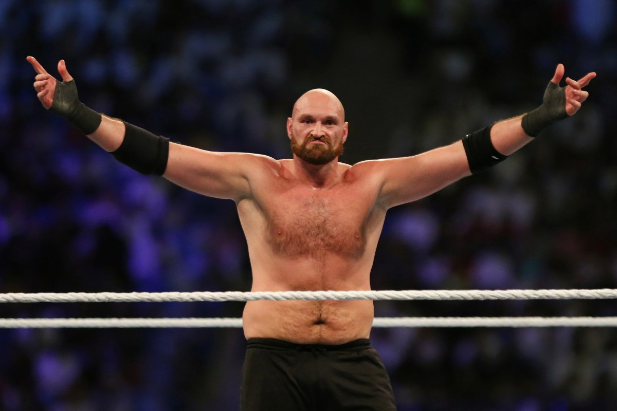 Tyson Fury will never fight in the UK again and says fame is 'torture'