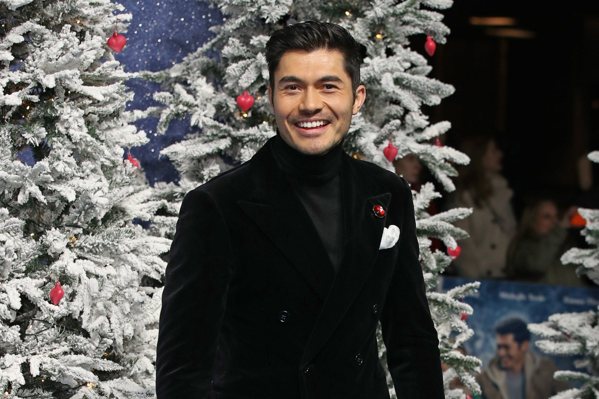 Who is Henry Golding? Crazy Rich Asians and Last Christmas star