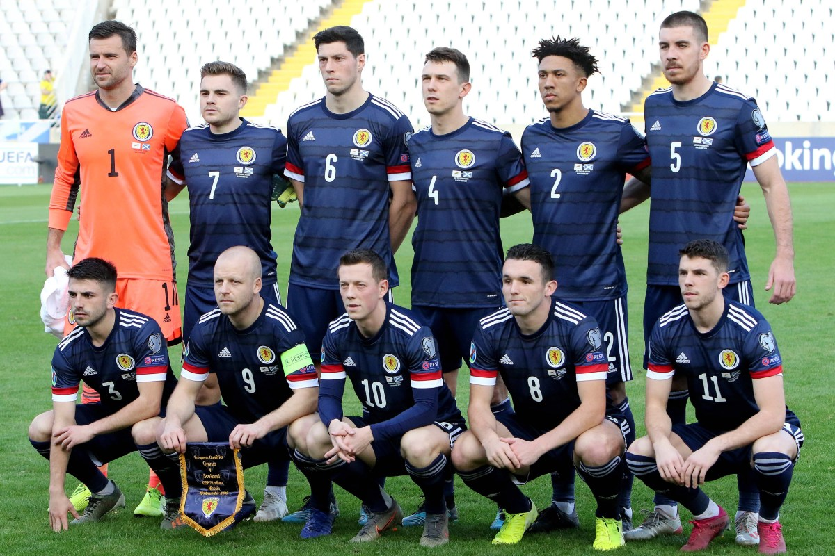 Scotland players rated as Steve Clarke's side pick up victory over Cyprus