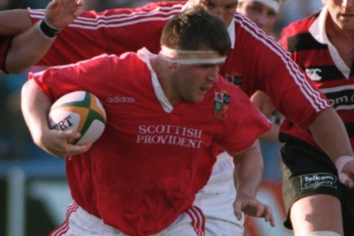 British and Irish Lions legend Tom Smith, 48, reveals stage four cancer diagnosis