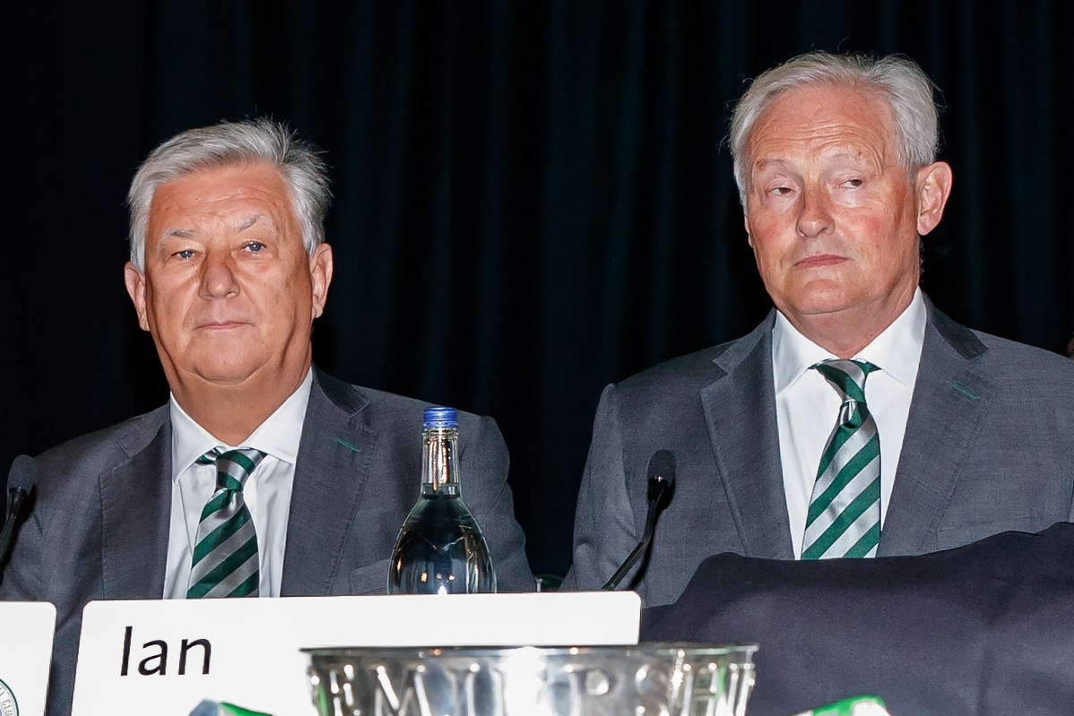 Celtic fans' Resolution 12 poll fails despite getting over 2.5m votes in favour