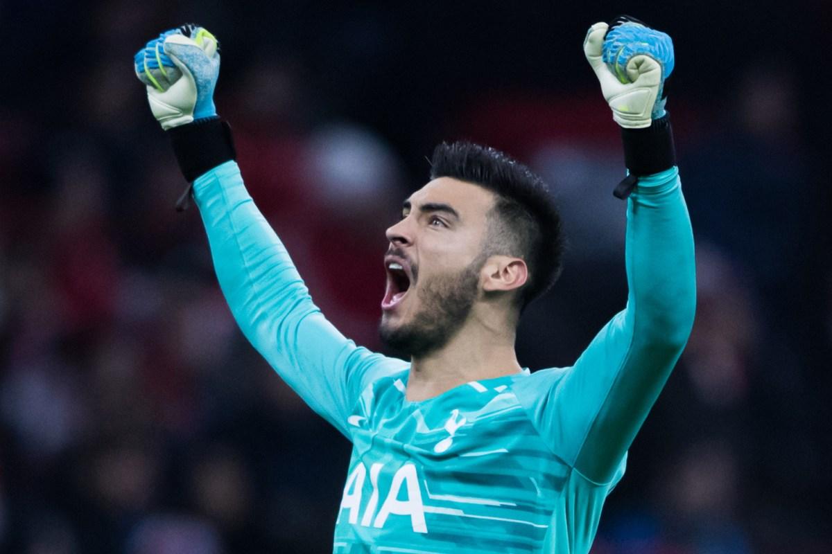 Tottenham ready to open contract talks with Paulo Gazzaniga after impressive spell as No1