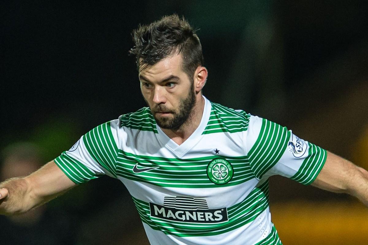 Ex-Celtic midfielder Joe Ledley 'set to sign for Charlton Athletic'