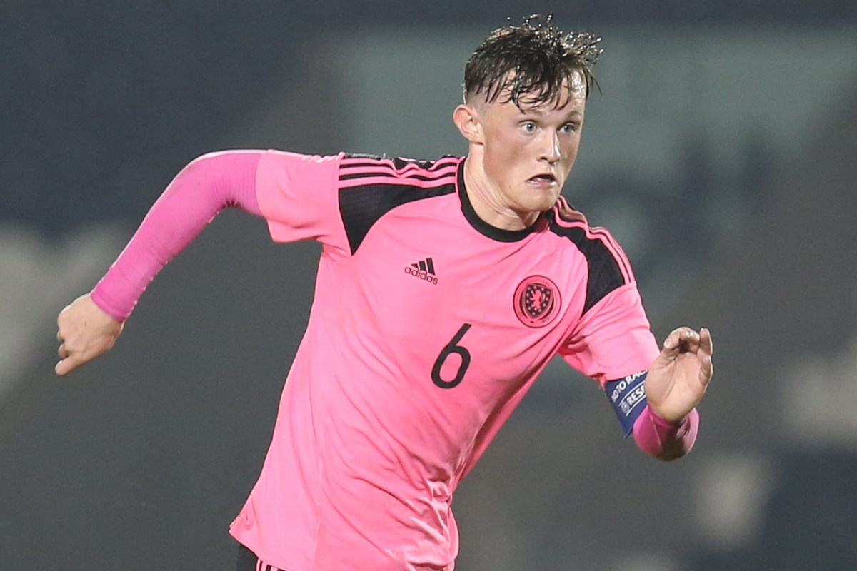 Celtic midfielder Liam Henderson lined up for January move