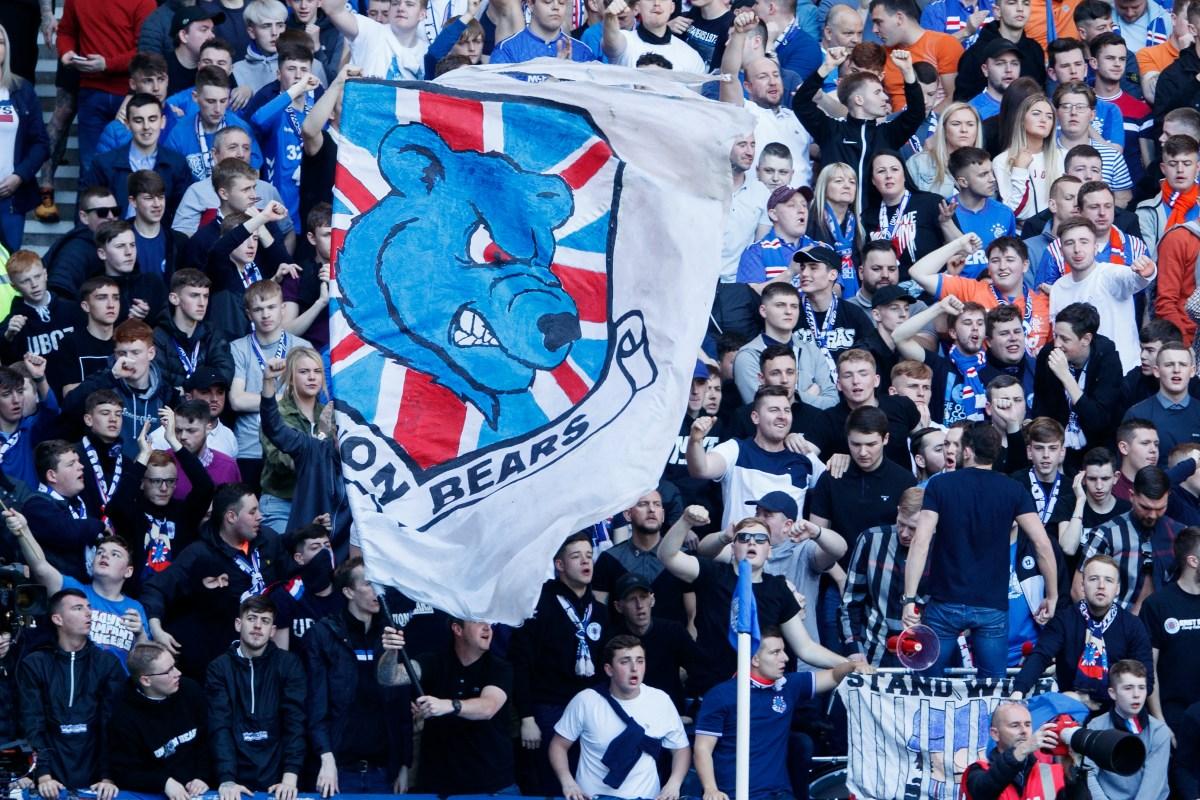 Rangers vs Celtic: Union Bears slam Hampden security chiefs after tifo cancelled