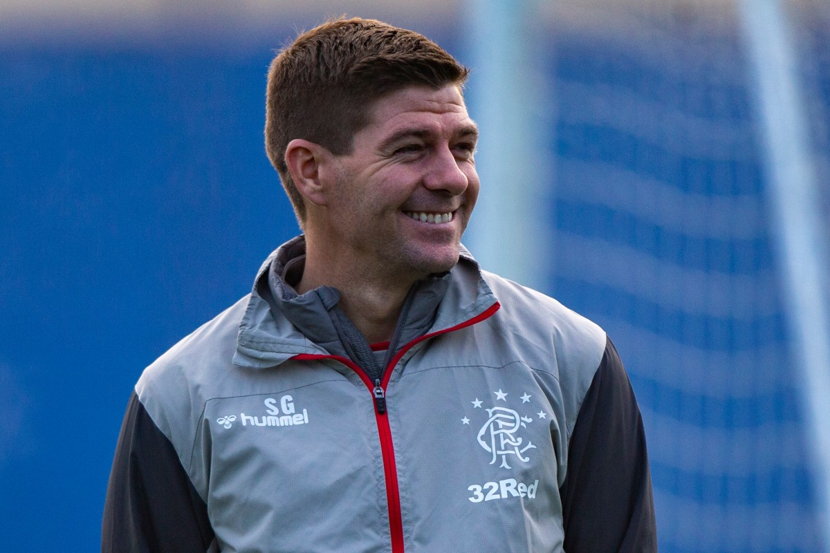 Steven Gerrard has clearly caught Rangers love bug and is here for long haul, says Kris Boyd