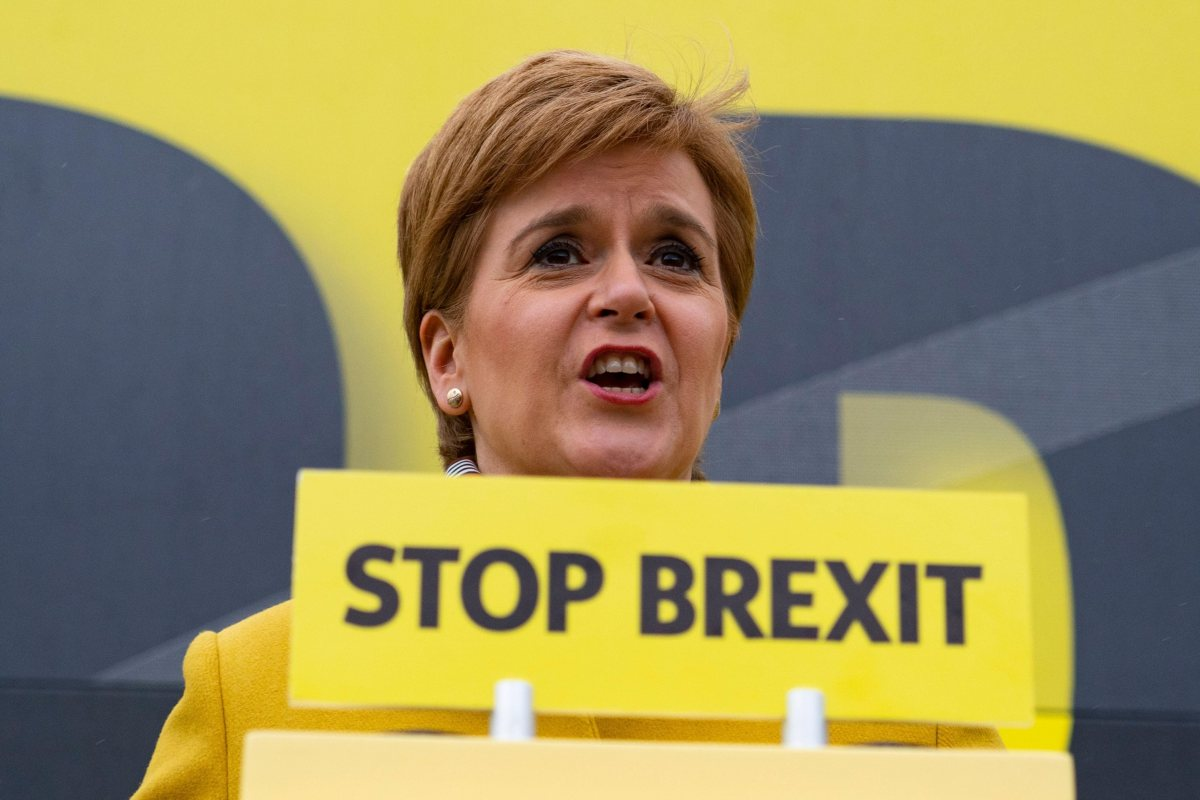 Nicola Sturgeon can disagree about SNP's failings but voters will have final say