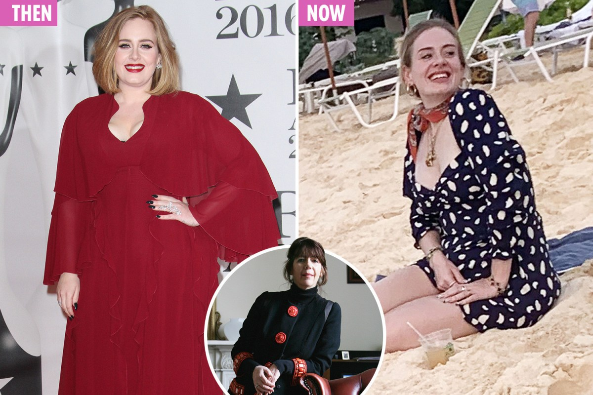 Adele S Weight Loss Meet Her 295 An Hour Hypnotherapist