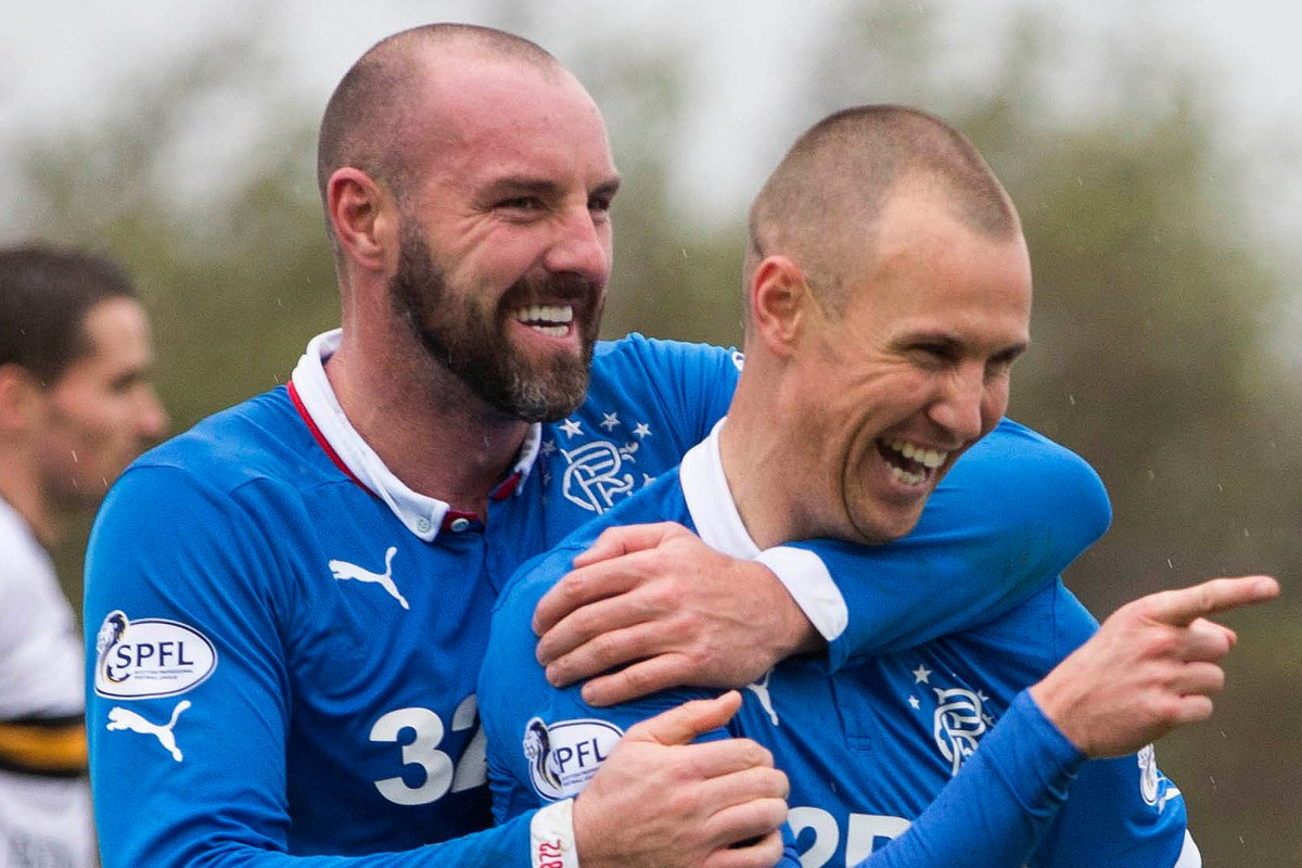 Ex-Rangers star Miller should be remembered as one of best attackers in Scottish football history says Boyd