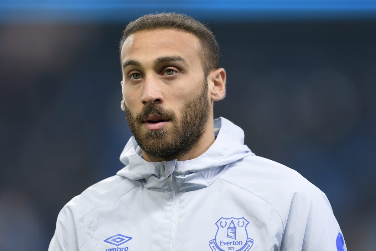 Cenk Tosun in for awkward time at Crystal Palace after saying he was 'glad' transfer failed two years ago