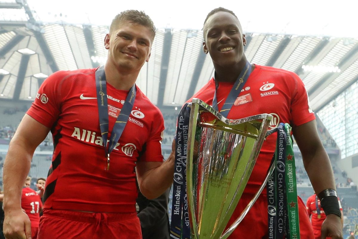 Saracens stars to be poached by moneybags French clubs after Premiership side break salary cap rules again