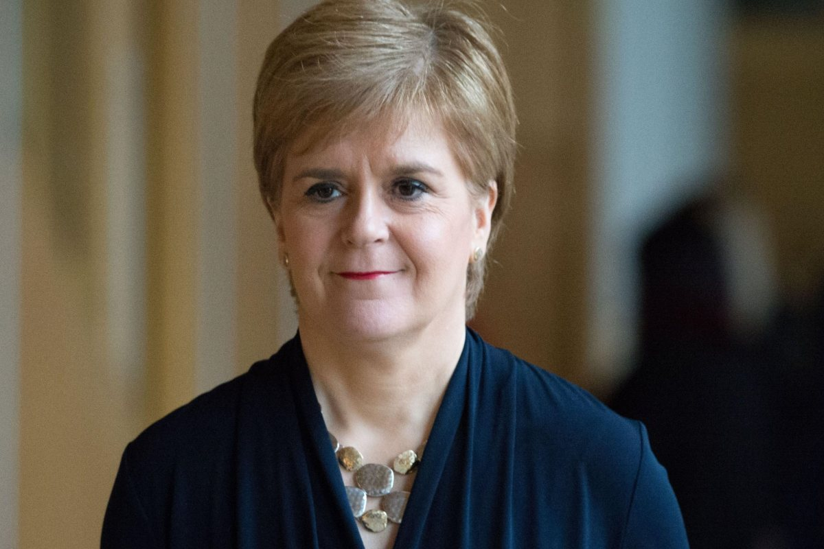 Scotland's GDP is sliding down rankings, naturally Sturgeon wants to talk about something else
