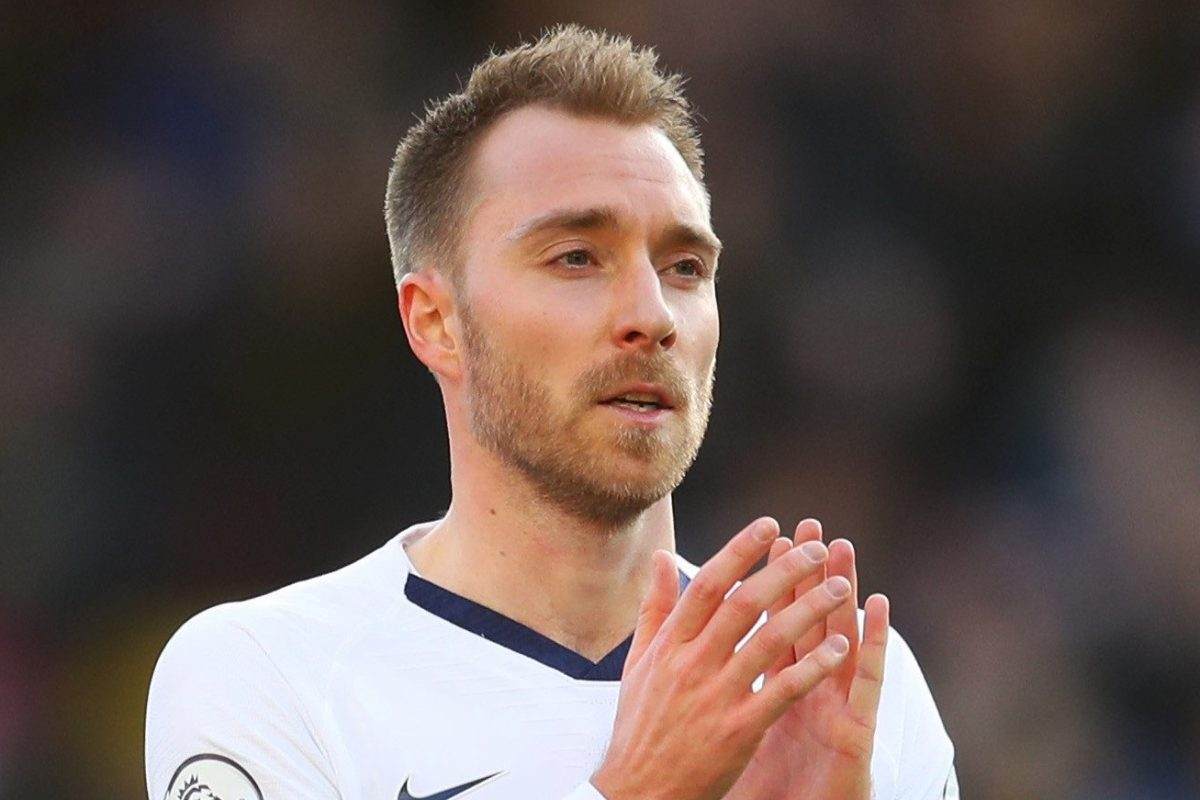 Inter Milan reveal 'many clubs' are interested in Christian Eriksen as they cast doubt over transfer for Tot