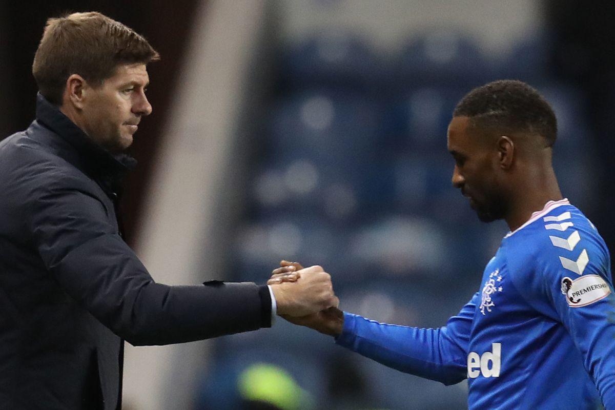Rangers star Jermain Defoe vows players will answer Steven Gerrard's bottle doubts