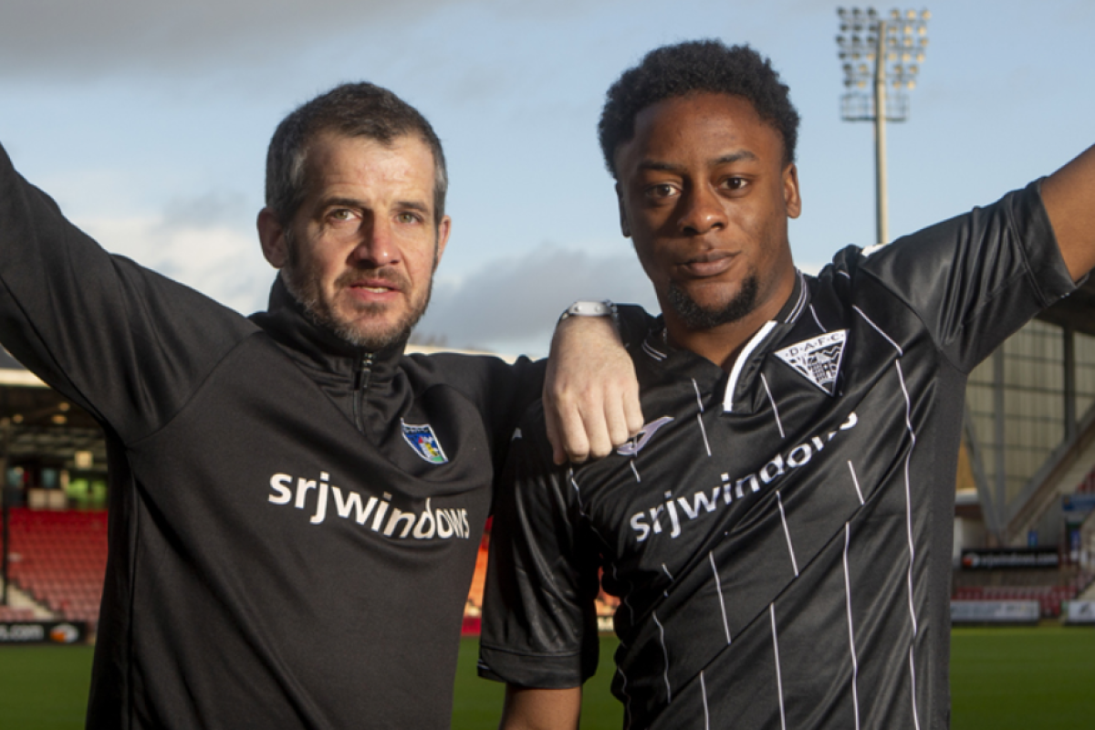Celtic ace Jonathan Afolabi joins Dunfermline on loan until the end of the season