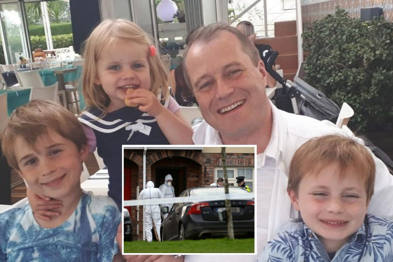 """Chilling note pinned to Dublin home where 3 children were found dead after being """"suffocated"""" – The Scottish Sun"""