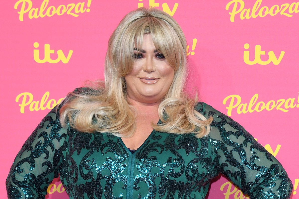 Gemma Collins says 'lizard people' live among us on Earth and travel in secret tunnels