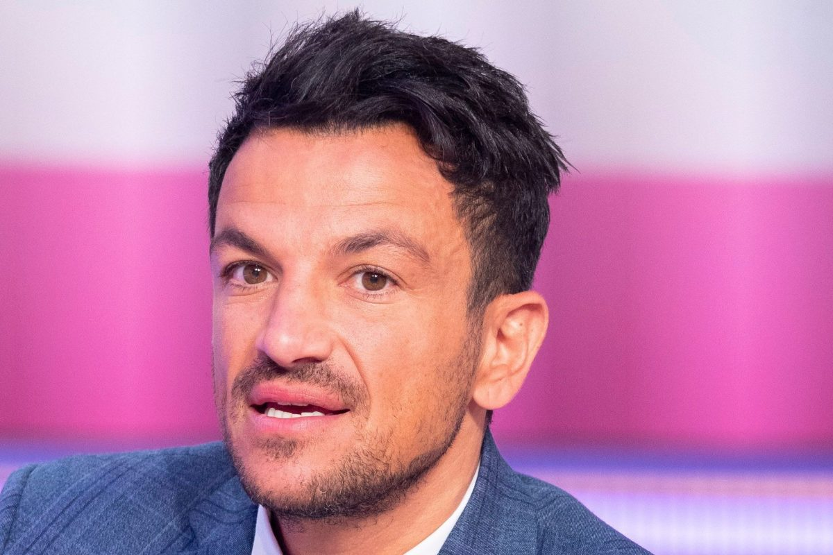 Peter Andre drives fans wild as he teases 'very exciting' mystery announcement