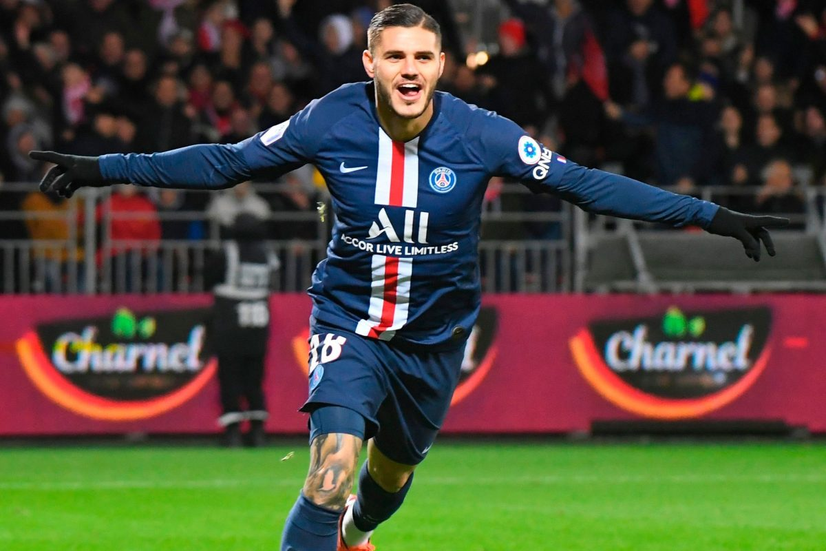 Mauro Icardi 'in advanced talks over £53m PSG transfer after agreeing £170k-a-week four-year deal from Inter Milan'