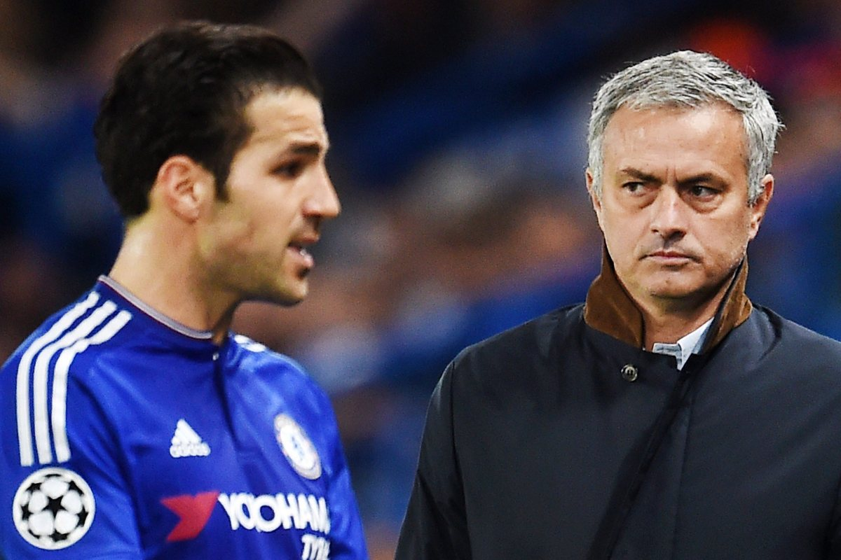 Fabregas reveals Jose Mourinho is best manager for top players.. despite ex-Chelsea boss calling him 'rubbish'