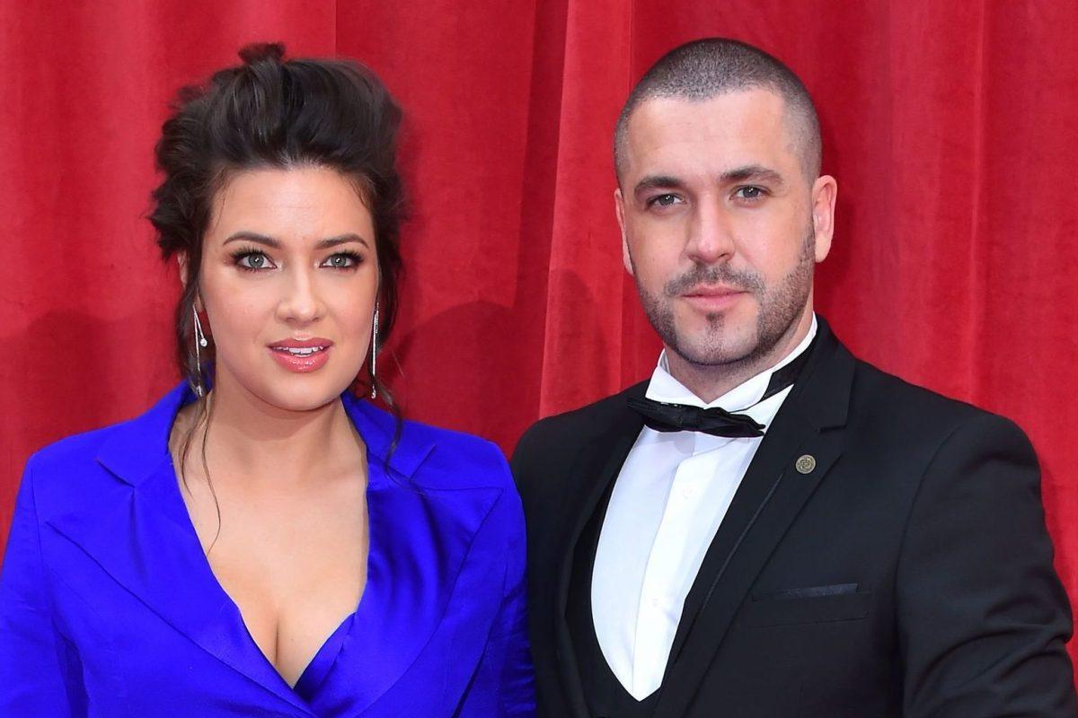 Shayne Ward postpones his wedding to fiancee Sophie Austin and says they're in 'no rush' amid coronavirus