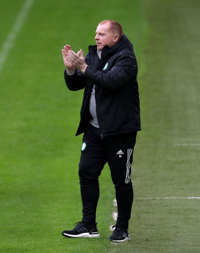 Celtic boss Neil Lennon has praised the plan to get fans back inside stadiums