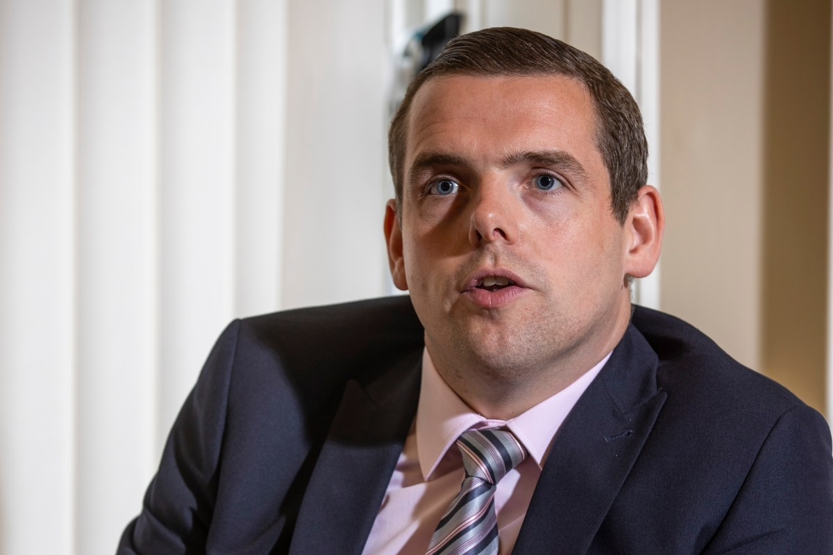 Scots Tories recruit crime reporter as spin doctor to try and stop SNP majority