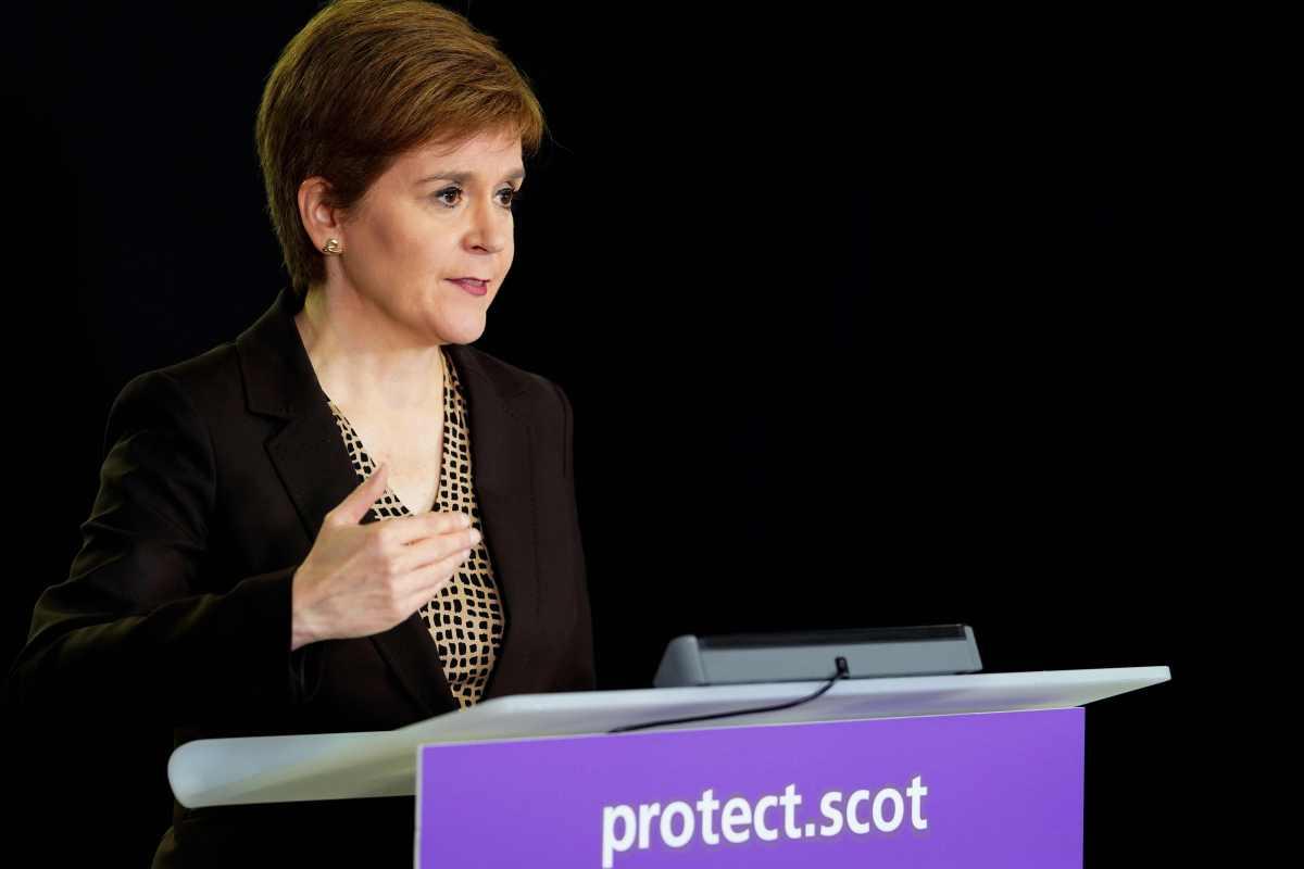 scotland lockdown - photo #28
