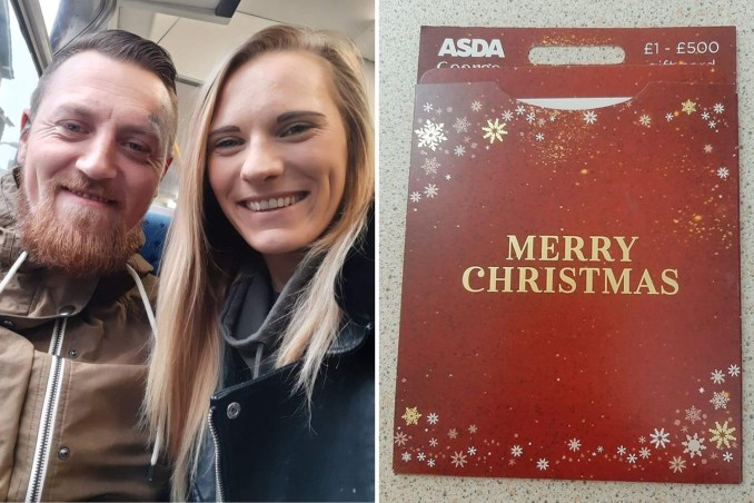 Mystery woman saves family's Xmas by dropping £100 into trolley before vanishing