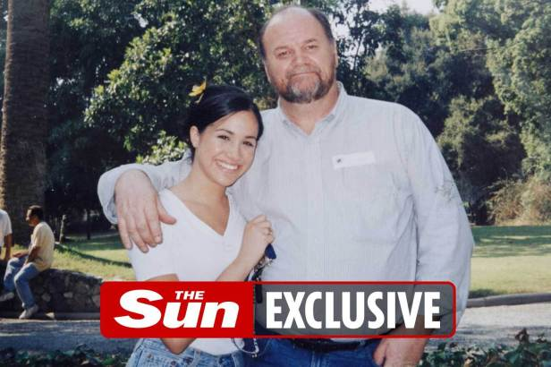 Meghan Markle's dad Thomas is making a documentary about his life and daughter